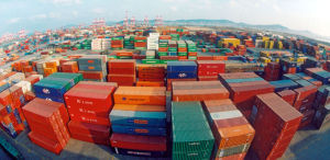Container Shipping From China to London UK pictures & photos