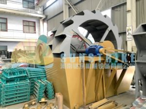 Screw Sand Washing Machine Best Selling in Afria/Sand Washer