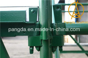 Chinese Production Australia Type Kwikstage Scaffold Standard pictures & photos