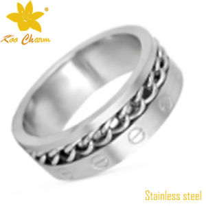 Str-014 New Style Creative Unique Stainless Steel Rings pictures & photos
