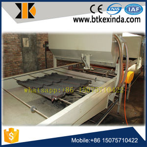 Stone Coated Steel Roofing Tile Machinery pictures & photos