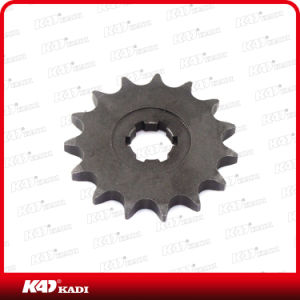 Kadi Motorcycle Spare Parts Motorcycle Sprocket Wheel Dy90 Sprocket Wheel pictures & photos