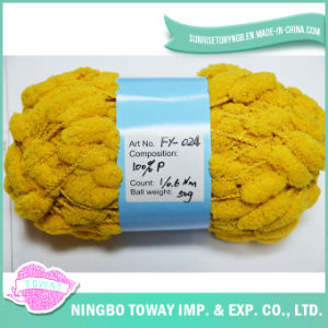 Cotton Hand Knitting Price Cheap Polyester Weaving Yarn pictures & photos