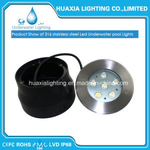 IP68 18W LED Inground Light Round LED Spot Light pictures & photos