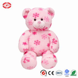 Blue Fancy Soft Bear Plush Fluffy Teddy Fashion Stuffed Toy pictures & photos