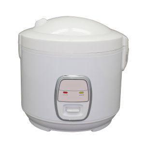 White Color Rice Cooker BSCI ISO9001