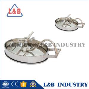 Zhejiang High Pressure Steel Vessel Elliptical Manways pictures & photos