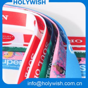 Sublimation Strap Neck Medal Ribbon for Sport Meeting pictures & photos