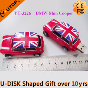 Custom Sliding USB Flash Drive for Car Free Gifts (YT-3226) pictures & photos