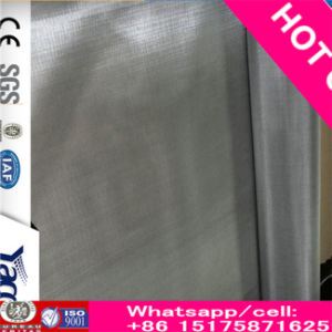 Anping Factory Manufacture 304 316 316L Ss Screen Ultra Fine Stainless Steel Wire Mesh pictures & photos
