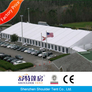 Waterproof Party Marquee Tent 20X50m Wedding Canopy for 1000 People pictures & photos