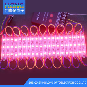 Waterproof 5050 LED Chips RGB Seven Color LED Modules pictures & photos
