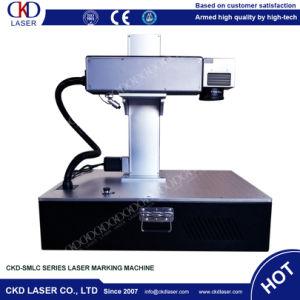 Mini Fiber Laser Marking Machine for Metal pictures & photos