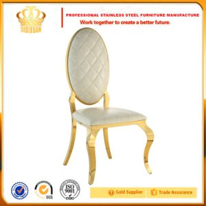 Modern Restaurant Furniture Chair with Leather Cushion Cy306 pictures & photos