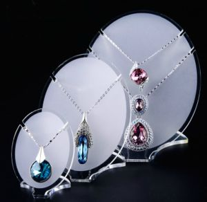 Acrylic Jewelry Display Stands pictures & photos