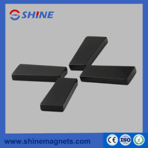 Strong Neodymium Trapezoidal Magnet with Epoxy Plated pictures & photos