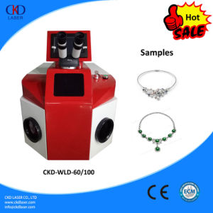 Stainless Steel Jewelry Laser Welding Soldering Machine pictures & photos