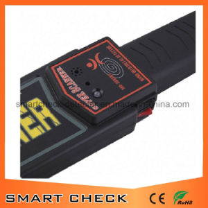 MD3003b1 Cheap Hand Held Metal Detector Body Scanner Metal Detector pictures & photos