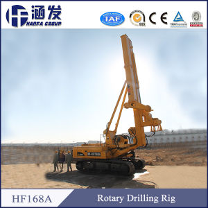 Hanfa Hf168A Full Hydraulic Rotary Drilling Rig pictures & photos