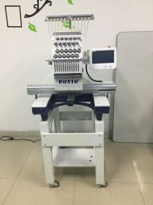 Top Quality Single Head Brother Embroidery Machine Price pictures & photos