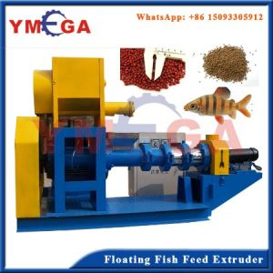 Popular in Market Automatic Floating Fish Feed Machine for Fish Farming pictures & photos