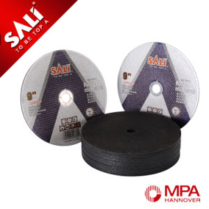 Good Quality Tools 180*1.6 Flat Wheels Metal Cutting Discs pictures & photos