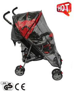 Lovely Lightweight Baby Trolley with Foot Cover and Rain Cover (CA-BB260B) pictures & photos