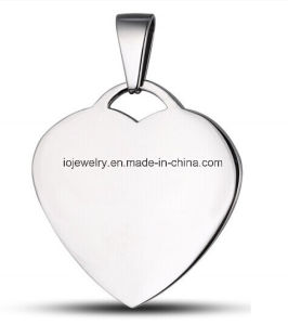 Custom Jewelry Stainless Steel Engraving Dog Tag pictures & photos