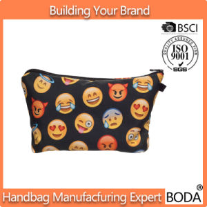 2017 New Design Moji Cute Cosmetic Bag (BDY-1706005) pictures & photos