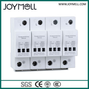 440V AC 4 Pole Surge Protector pictures & photos