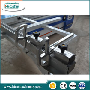 Horizontal Woodworking Sliding Table Saw Machine pictures & photos