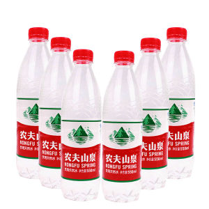 Drinking Mineral Water Hot Melt Labeling Sticker pictures & photos