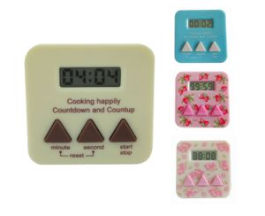 Mini Digital Household Count Down Timer pictures & photos