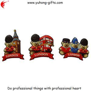 3D Soft PVC Fridge Magnet for Promotion Sale (YH-FM072) pictures & photos