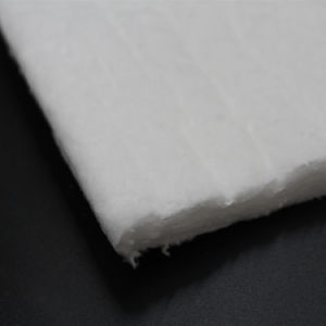 Silica Fiber Insulation Blanket Neddle Mat pictures & photos