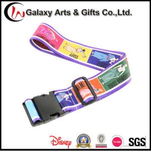 180cm Customized Sublimation Printed Travel Promotion Polyester Luggage Belt