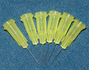 "32g 1/2""Long Dispensing Tips pictures & photos"