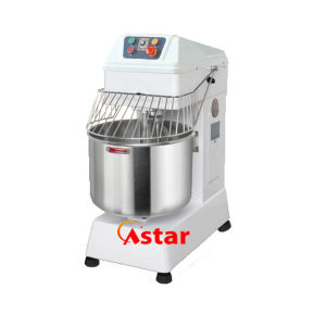 40L 16kg Double Motor Double Speed Spiral Mixer Kitchen Ware Bread Mixer Machine pictures & photos