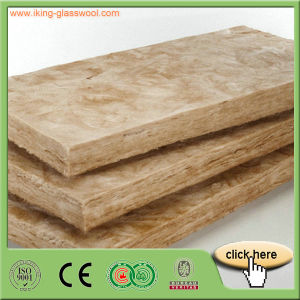 Low Density Fire Proof Rock Wool Board Material pictures & photos