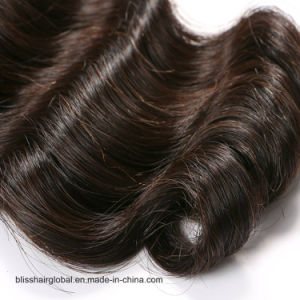 "Bliss Peruvian Hair Loose Wave 14""-24"" 8A Top Quality One Donor Virgin Peruvian Human Hair pictures & photos"