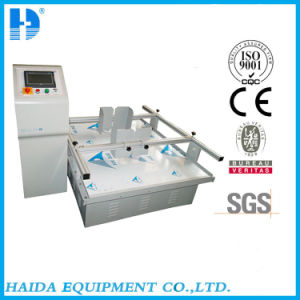 Ista Transportation Simulation Corrugated Box Vibration Testing Machine (HD-A521) pictures & photos