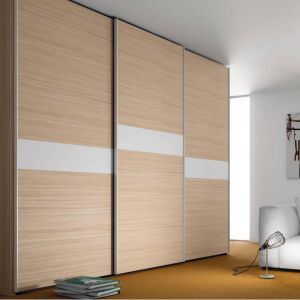 Bedroom furniture 3 Sliding Doors Modern Wardrobe with Price pictures & photos
