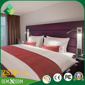 European Classical Style of Plywood Hotel Bedroom Furniture Set (ZSTF-14) pictures & photos