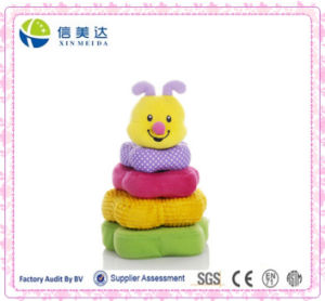 Interesting Plush Bee Building Blocks Toy pictures & photos