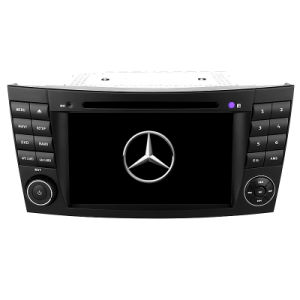 Car Double DIN DVD Player with Navigation System Basing on Andriod Version 5.1 for Benz W211 pictures & photos