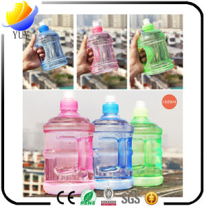 Customized Fashion Unbreakable Plastic Bottle with Sports Bottle pictures & photos