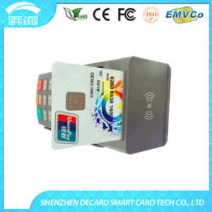 POS Pinpad with Magnetic Card / IC / Sam Card Contactless Card Reader/Writer (Z90) pictures & photos