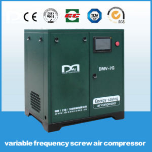 30kw Permanent Magnetic Frequency Screw Air Compressor pictures & photos