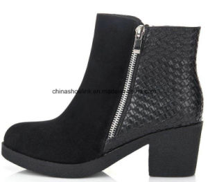 China Women Winter Long Fashion Boots Exporter pictures & photos