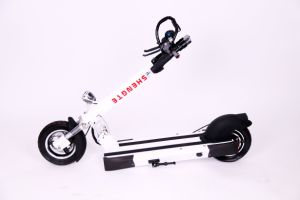 Mini Electric Scooter 2-Wheel Stand up pictures & photos